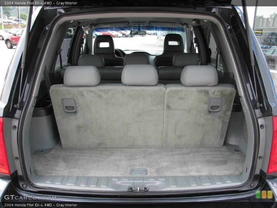 Gray Interior Trunk for the 2004 Honda Pilot EX-L 4WD #17761431