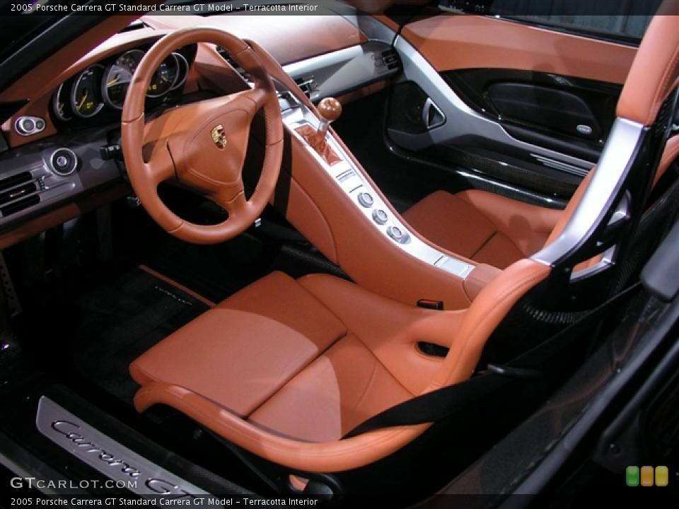 Porsche Carrera gt Interior Porsche Carrera gt 220902