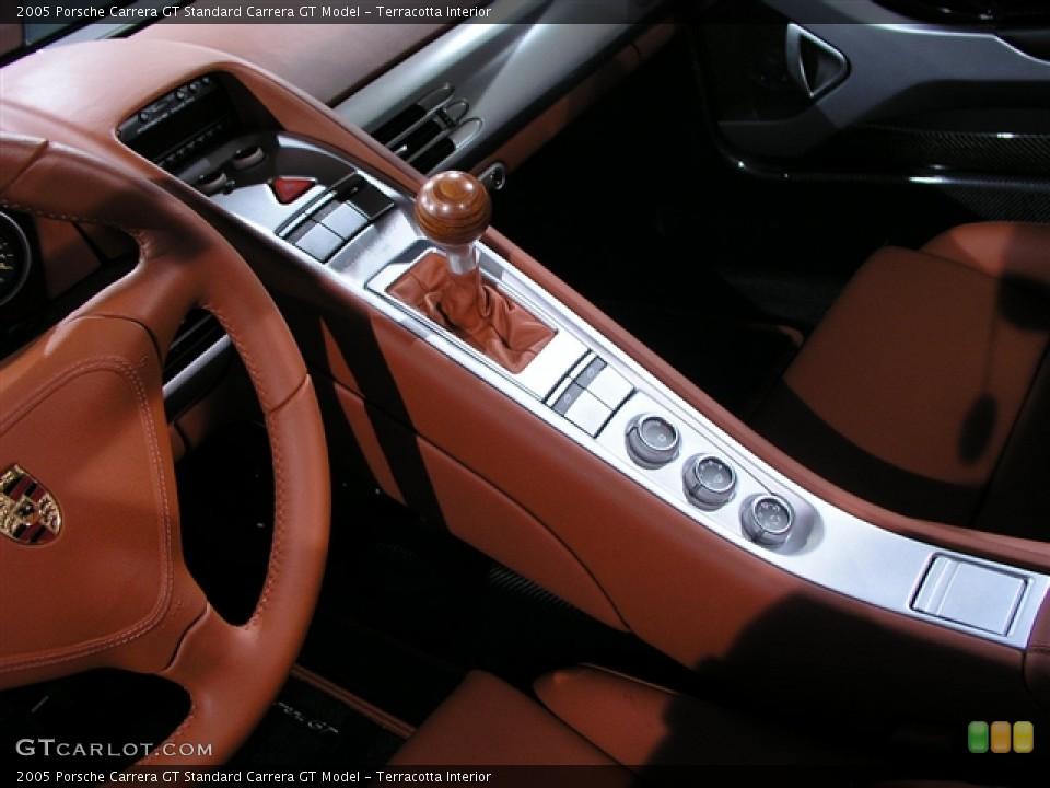 Porsche Carrera gt Interior Porsche Carrera gt 220930
