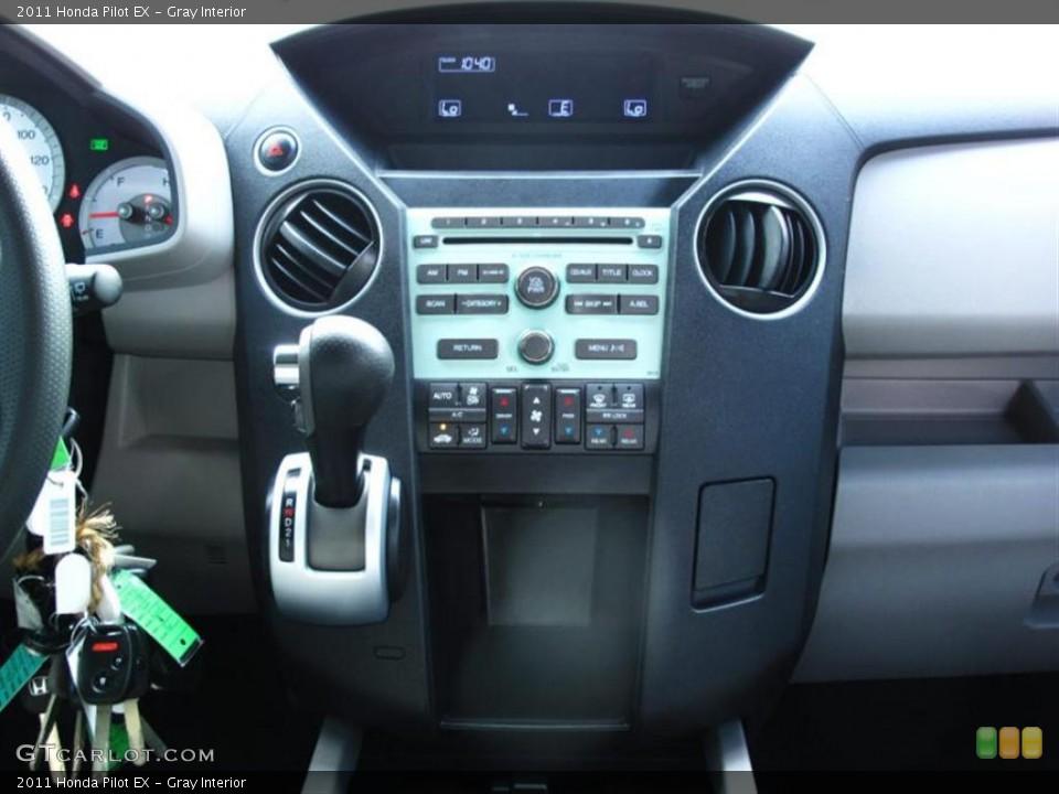 Gray Interior Transmission for the 2011 Honda Pilot EX #37462437