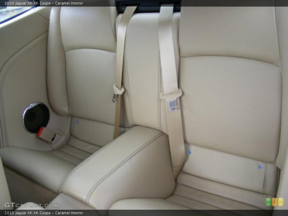 Caramel Interior Photo for the 2010 Jaguar XK XK Coupe #37915530