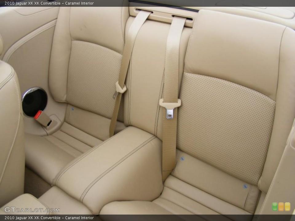 Caramel Interior Photo for the 2010 Jaguar XK XK Convertible #37916070