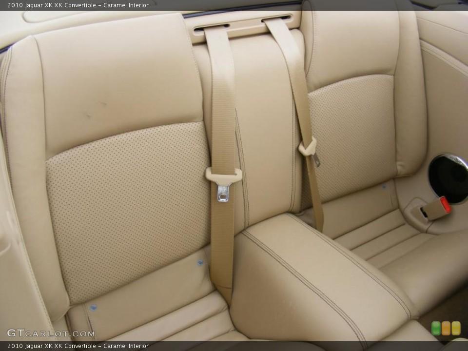 Caramel Interior Photo for the 2010 Jaguar XK XK Convertible #37916082