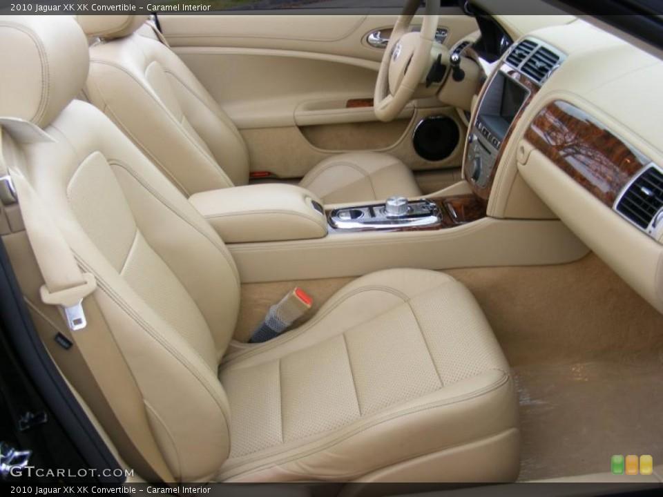 Caramel Interior Photo for the 2010 Jaguar XK XK Convertible #37916098