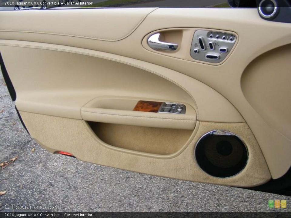 Caramel Interior Photo for the 2010 Jaguar XK XK Convertible #37916370