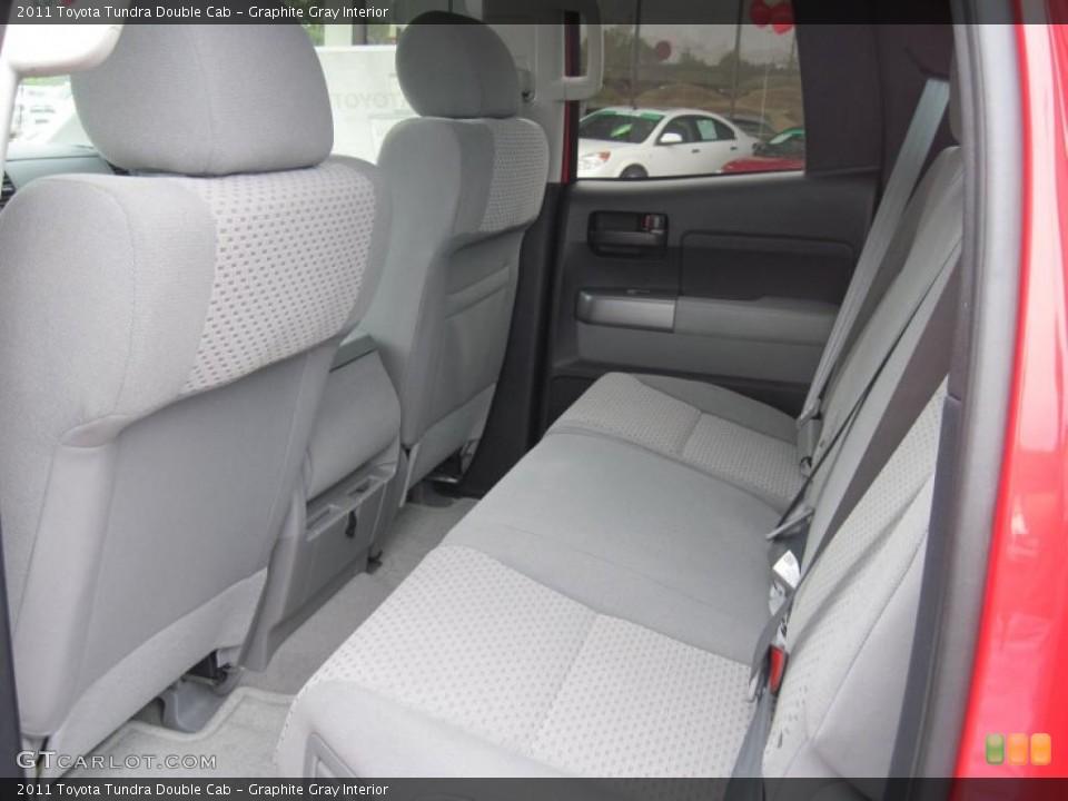 Graphite Gray Interior Photo for the 2011 Toyota Tundra Double Cab #37923482