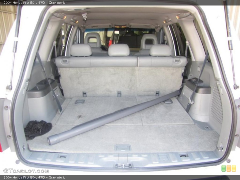 Gray Interior Trunk for the 2004 Honda Pilot EX-L 4WD #38532271