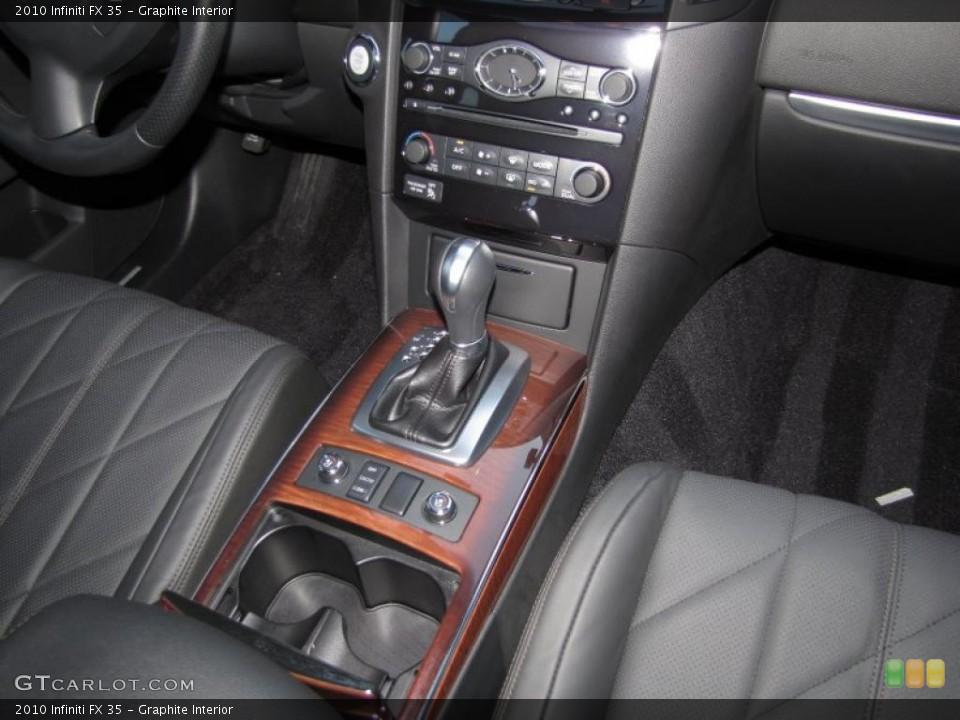 Graphite Interior Transmission for the 2010 Infiniti FX 35 #39323789