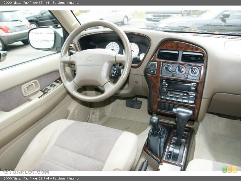 parchment interior dashboard for the 2000 nissan pathfinder se 4x4 39329704 gtcarlot com gtcarlot com