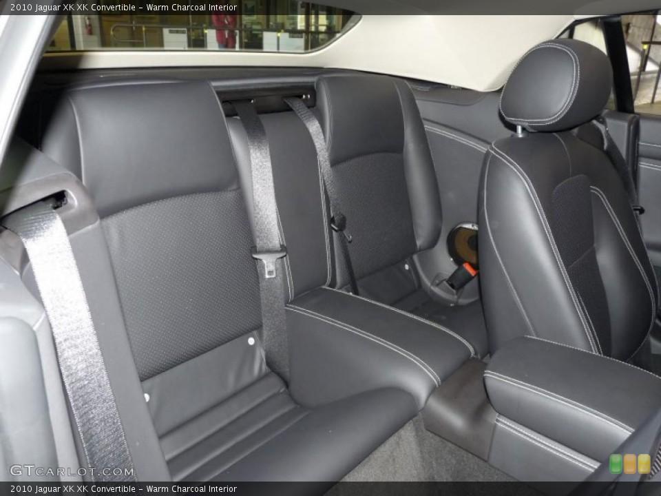 Warm Charcoal Interior Photo for the 2010 Jaguar XK XK Convertible #39375090