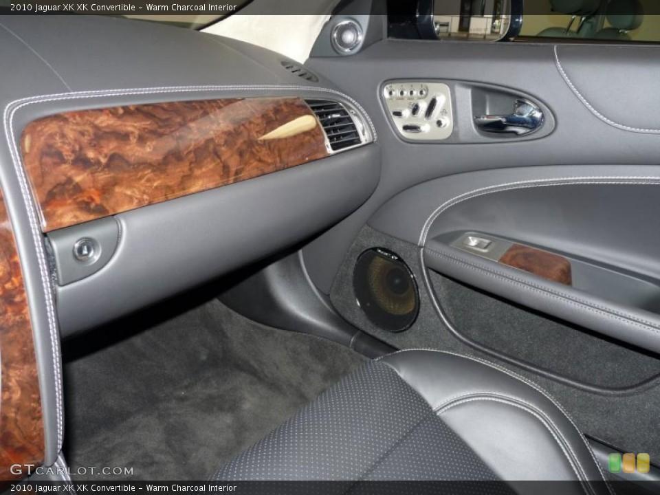 Warm Charcoal Interior Photo for the 2010 Jaguar XK XK Convertible #39375182