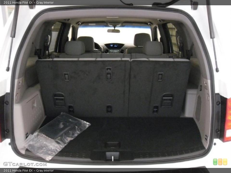 Gray Interior Trunk for the 2011 Honda Pilot EX #39531161