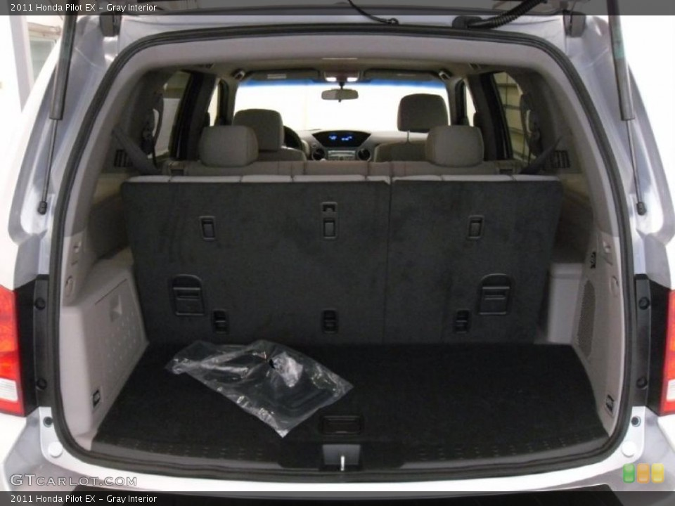 Gray Interior Trunk for the 2011 Honda Pilot EX #39531661