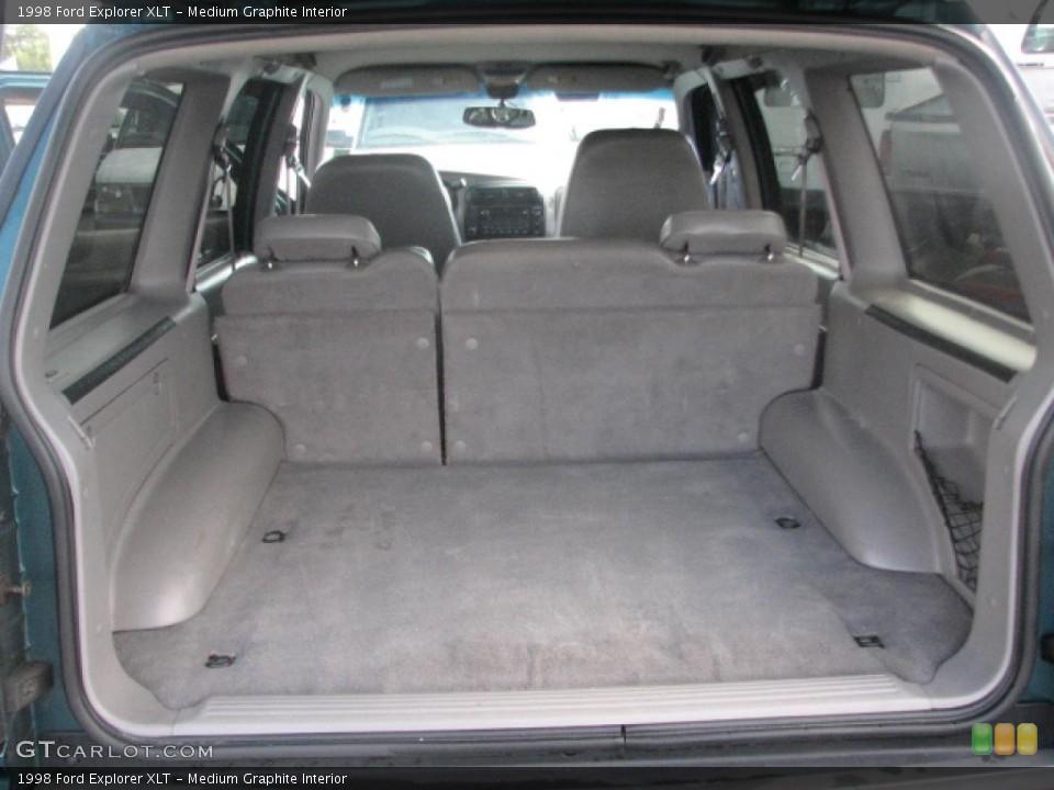 Medium Graphite Interior Trunk for the 1998 Ford Explorer XLT #39770342