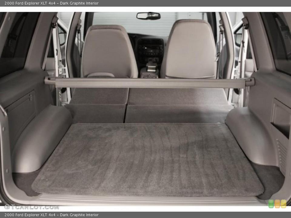 Dark Graphite Interior Trunk for the 2000 Ford Explorer XLT 4x4 #40021466