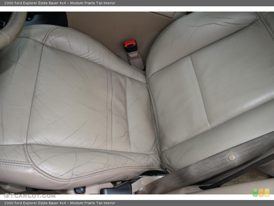 Medium Prairie Tan Interior Photo for the 2000 Ford Explorer Eddie Bauer 4x4 #41193966