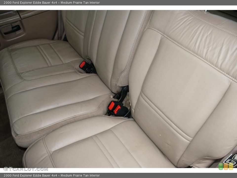 Medium Prairie Tan Interior Photo for the 2000 Ford Explorer Eddie Bauer 4x4 #41194006