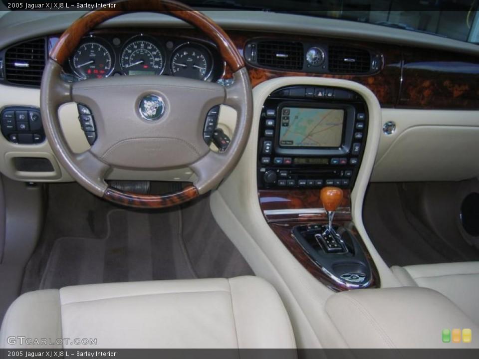 Barley 2005 Jaguar XJ Interiors
