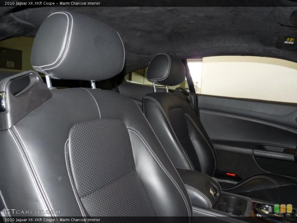Warm Charcoal Interior Photo for the 2010 Jaguar XK XKR Coupe #45753606