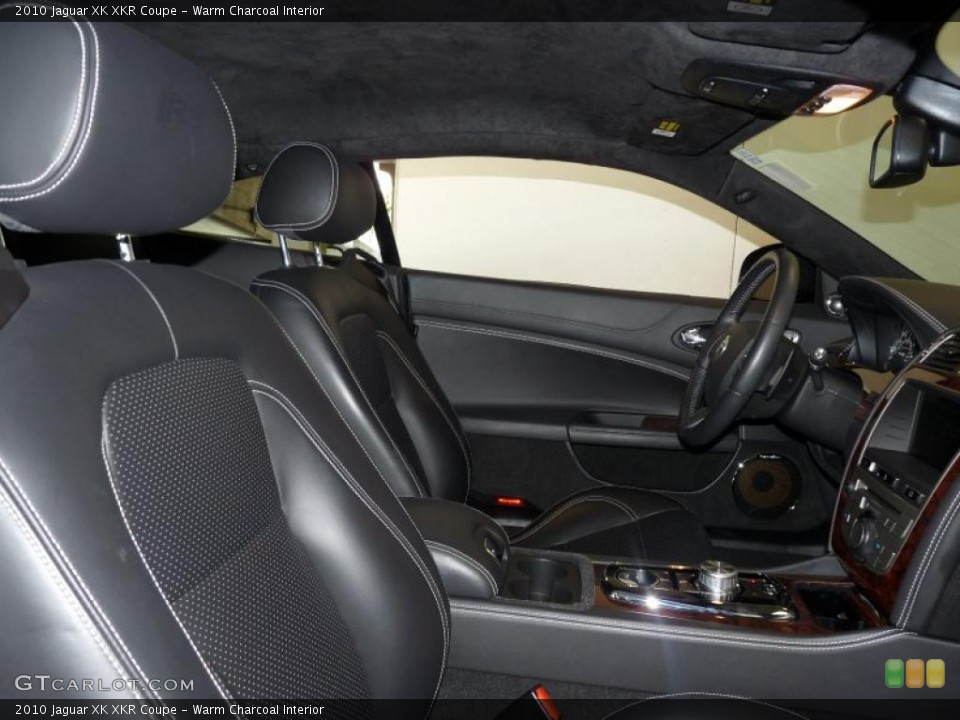 Warm Charcoal Interior Photo for the 2010 Jaguar XK XKR Coupe #45753610