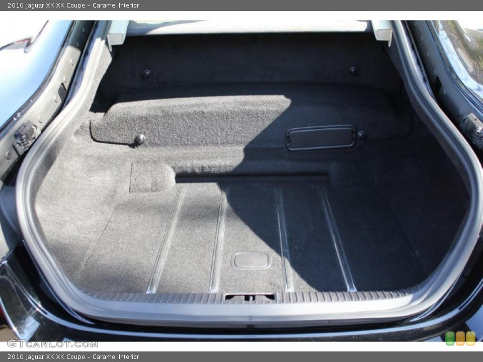 Caramel Interior Trunk for the 2010 Jaguar XK XK Coupe #46614496