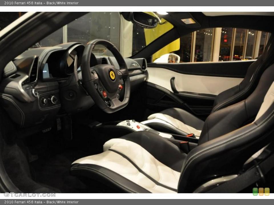 ferrari 458 white interior. blackwhite interior photo for the 2010 ferrari 458 italia 46829886 white sport cars and kids