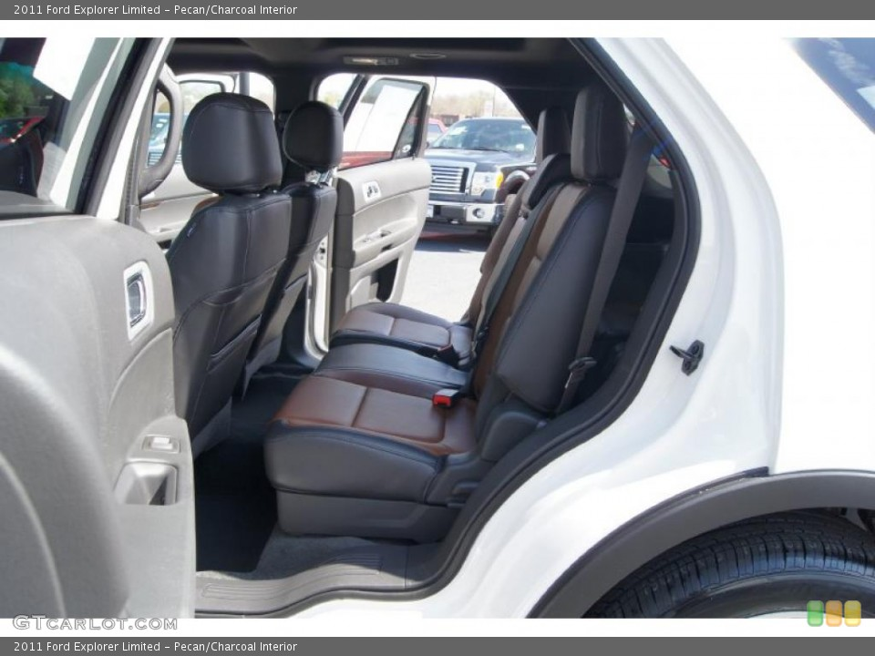 Pecan/Charcoal Interior Photo for the 2011 Ford Explorer Limited #46941519