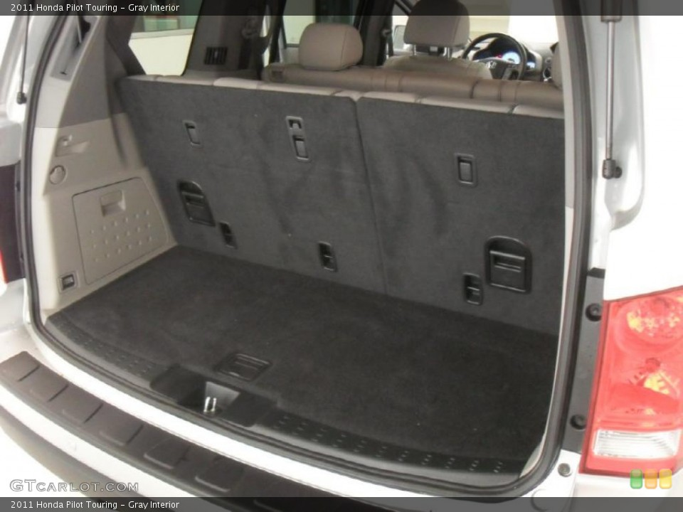 Gray Interior Trunk for the 2011 Honda Pilot Touring #47279463
