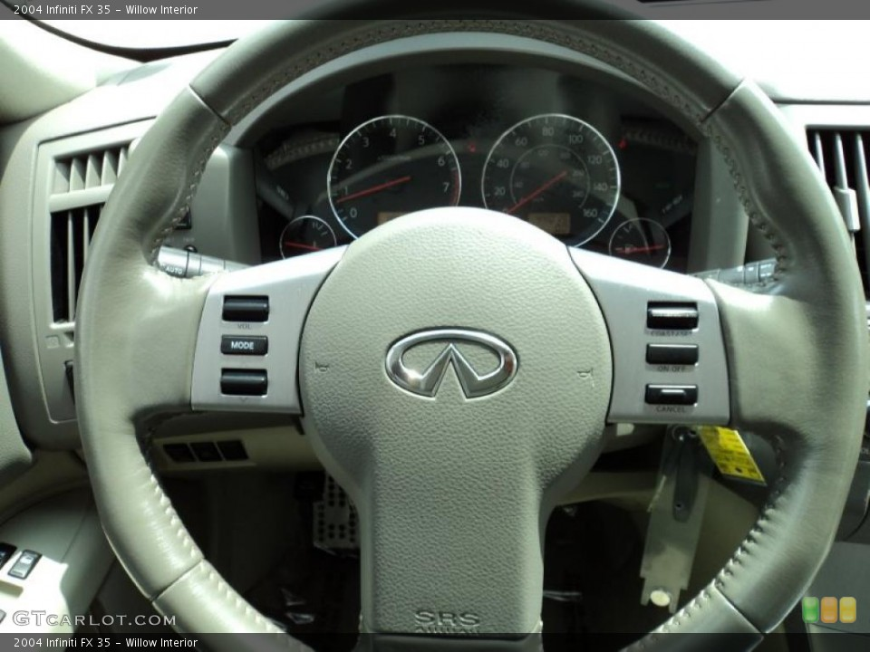 Willow Interior Steering Wheel for the 2004 Infiniti FX 35 #47358242