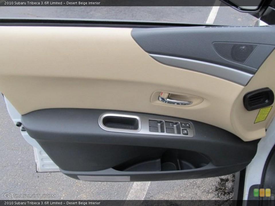 Desert Beige Interior Door Panel for the 2010 Subaru Tribeca 3.6R Limited #47803568