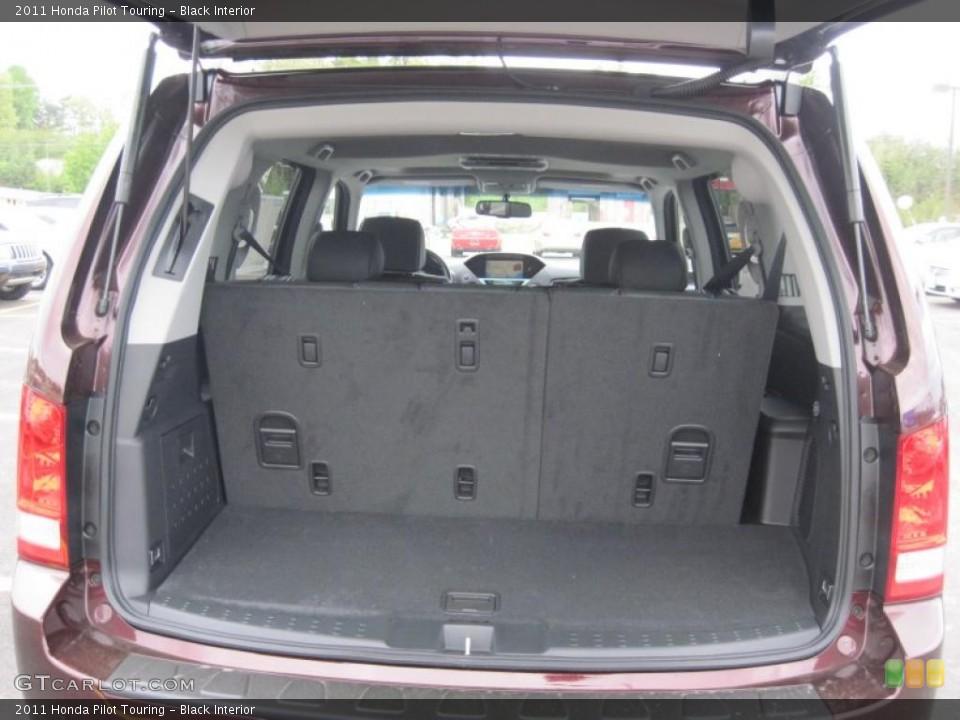 Black Interior Trunk for the 2011 Honda Pilot Touring #48165572