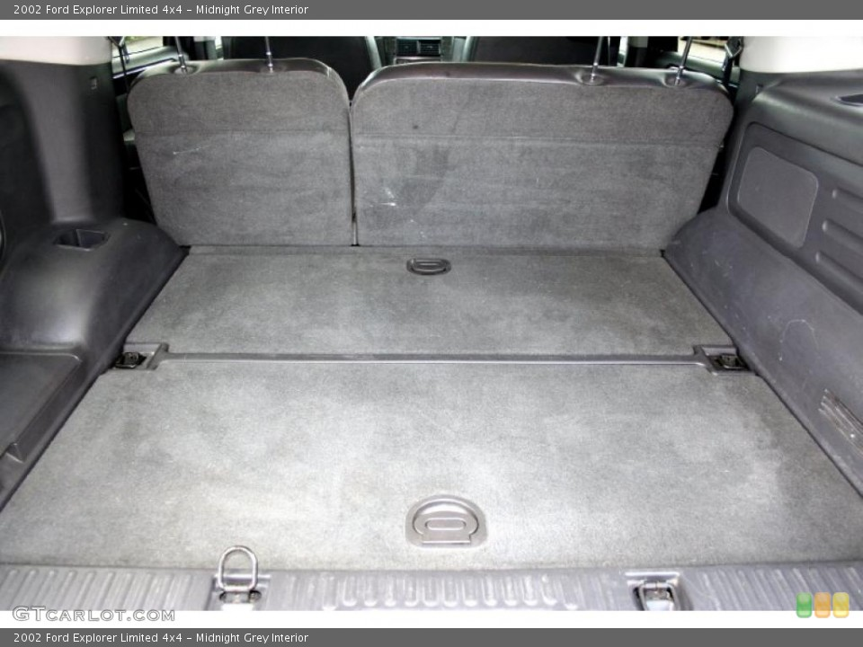 Midnight Grey Interior Trunk for the 2002 Ford Explorer Limited 4x4 #48281437