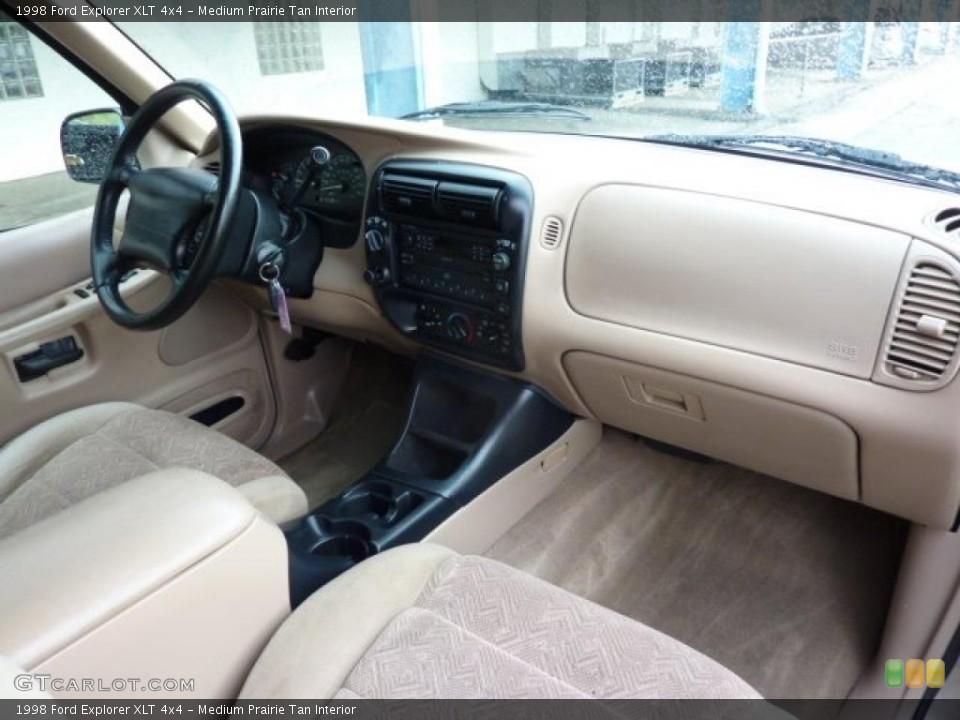 Medium Prairie Tan Interior Photo for the 1998 Ford Explorer XLT 4x4 #49264679