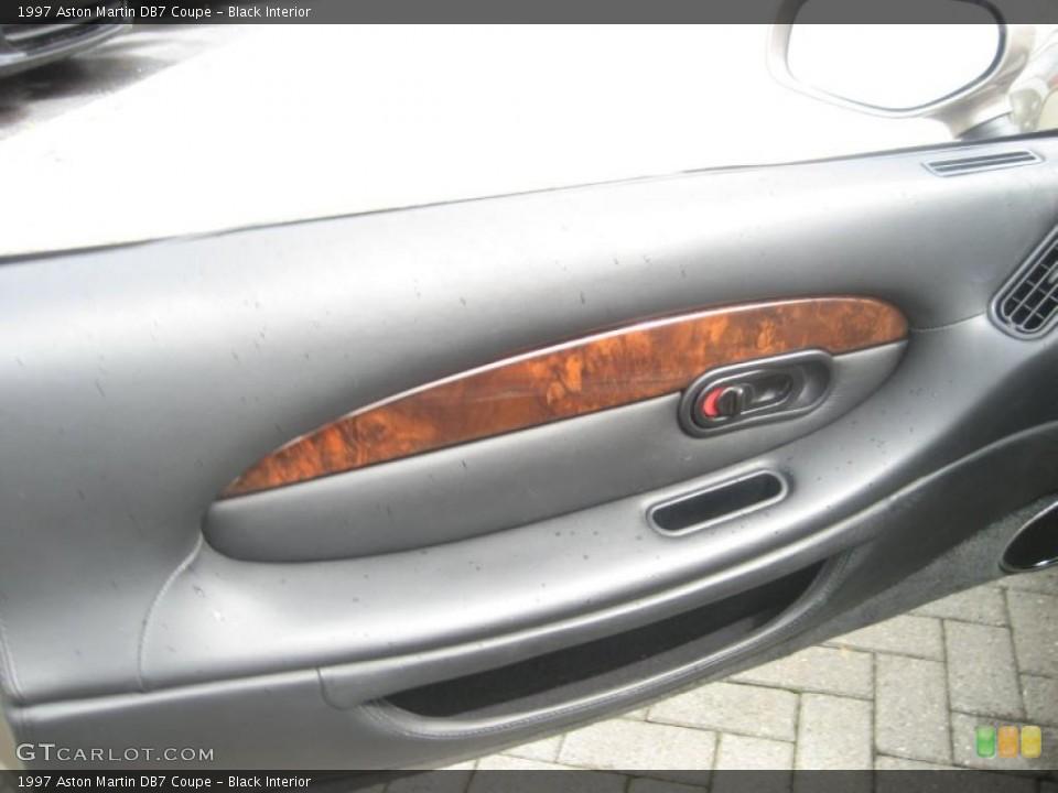 Black Interior Door Panel For The 1997 Aston Martin Db7 Coupe 49621172 Gtcarlot Com