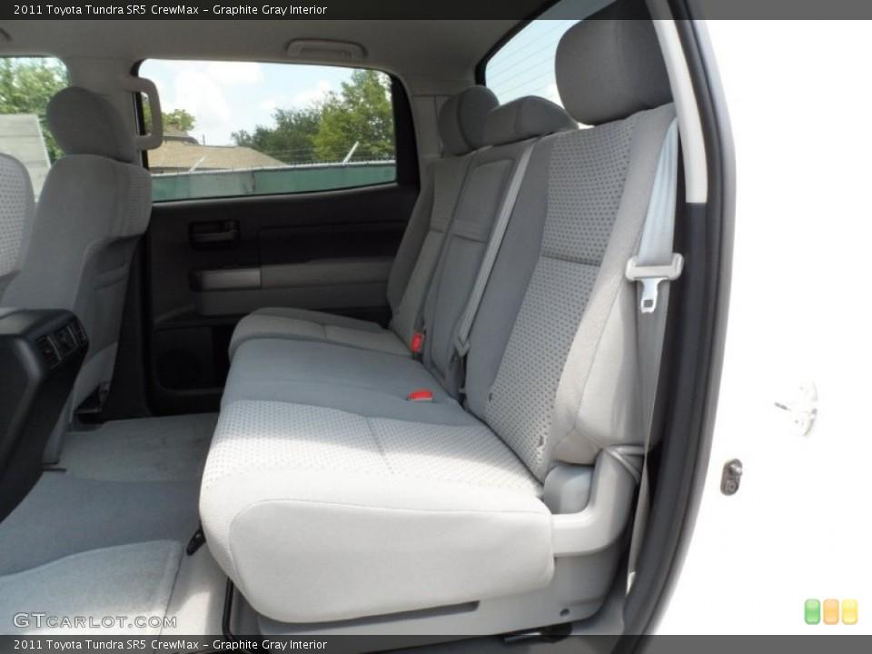 Graphite Gray Interior Photo for the 2011 Toyota Tundra SR5 CrewMax #50508523