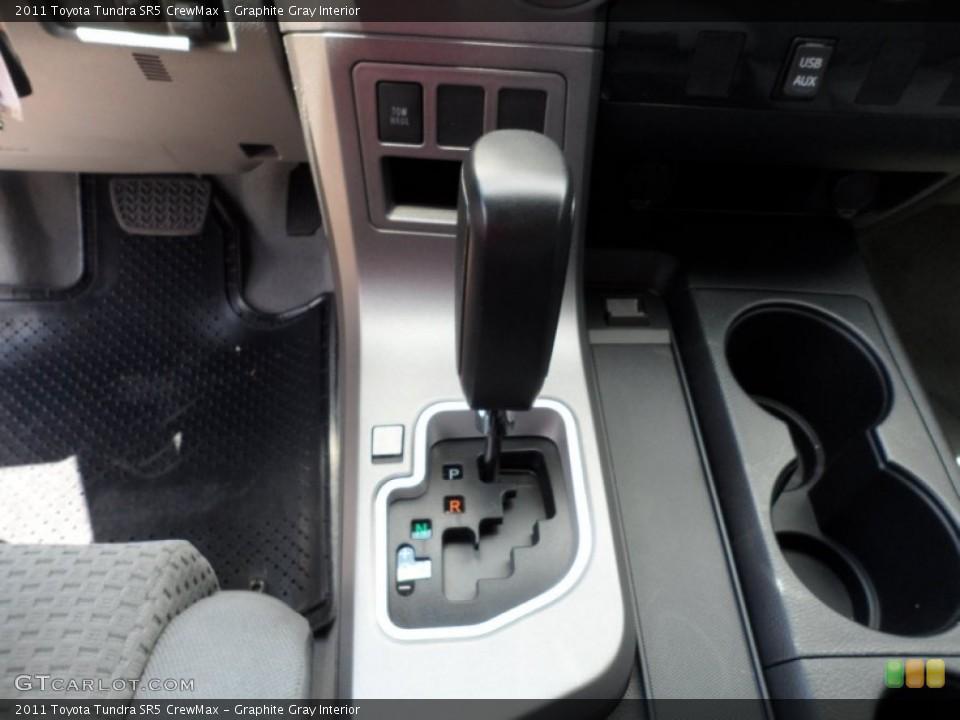 Graphite Gray Interior Transmission for the 2011 Toyota Tundra SR5 CrewMax #50508691