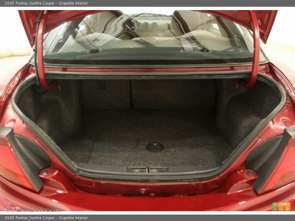 Graphite Interior Trunk for the 2005 Pontiac Sunfire Coupe ...