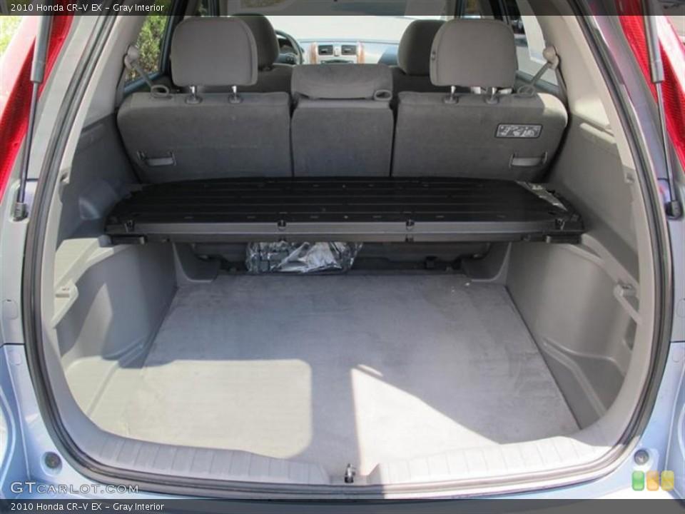 Gray Interior Trunk for the 2010 Honda CR-V EX #50560864