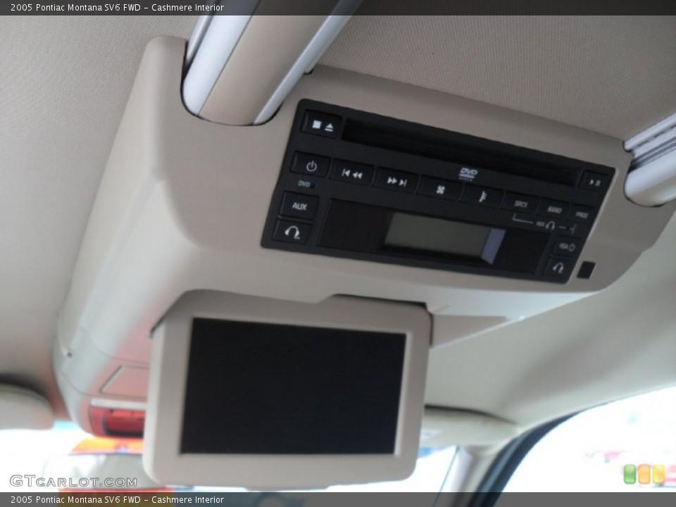 Cashmere Interior Controls for the 2005 Pontiac Montana SV6 FWD #51481072