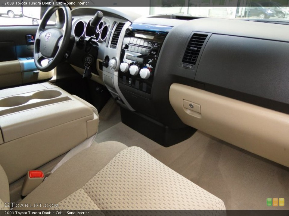 Sand Interior Photo for the 2009 Toyota Tundra Double Cab #51876934