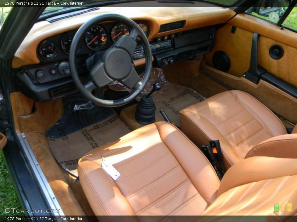 Cork 1978 Porsche 911 Interiors