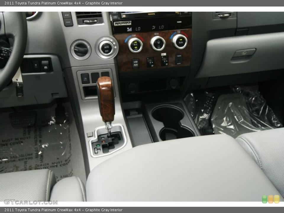 Graphite Gray Interior Transmission for the 2011 Toyota Tundra Platinum CrewMax 4x4 #53550051