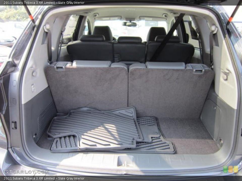 Slate Gray Interior Trunk for the 2011 Subaru Tribeca 3.6R Limited #53770628