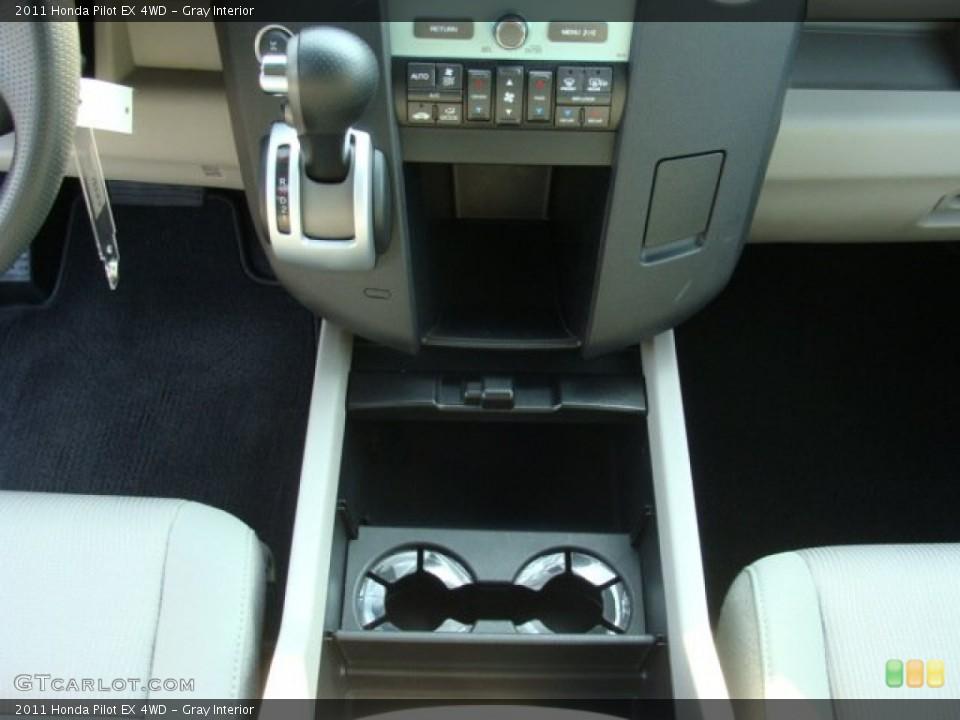 Gray Interior Transmission for the 2011 Honda Pilot EX 4WD #54134256