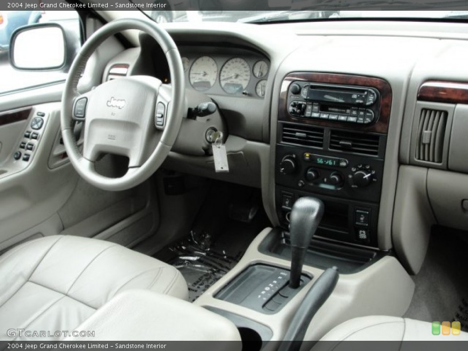 Interior Pictures of 2004 Jeep Grand Cherokee 2004 Jeep Grand Cherokee