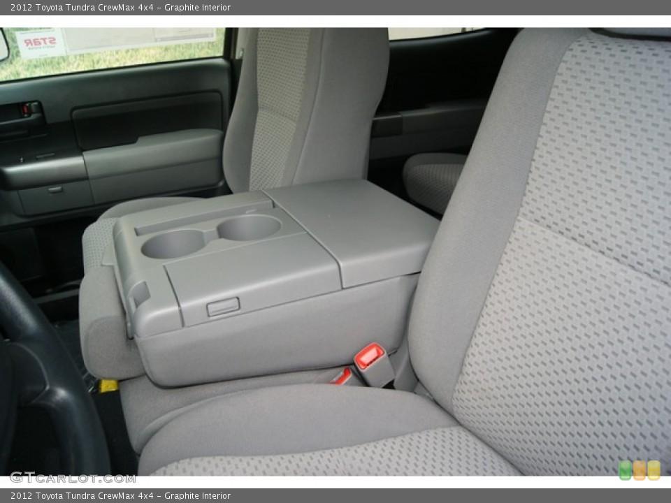 Graphite Interior Photo for the 2012 Toyota Tundra CrewMax 4x4 #54401494