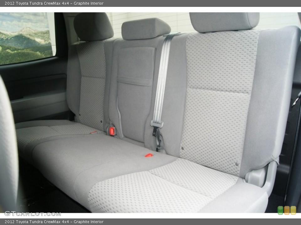 Graphite Interior Photo for the 2012 Toyota Tundra CrewMax 4x4 #54401512