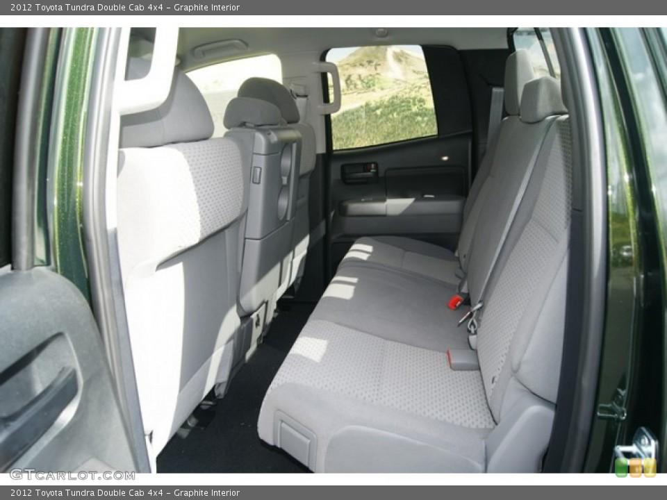 Graphite Interior Photo for the 2012 Toyota Tundra Double Cab 4x4 #54401623