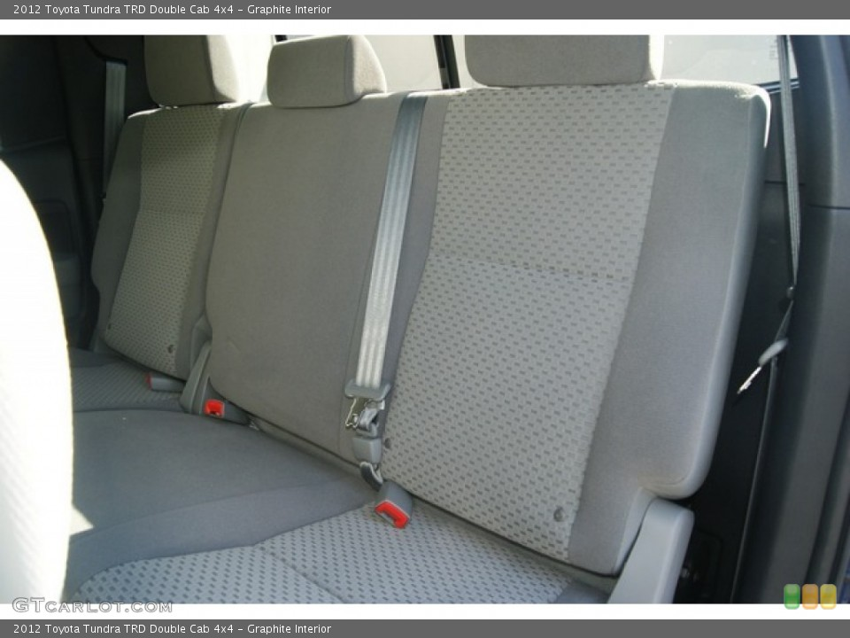 Graphite Interior Photo for the 2012 Toyota Tundra TRD Double Cab 4x4 #54721282