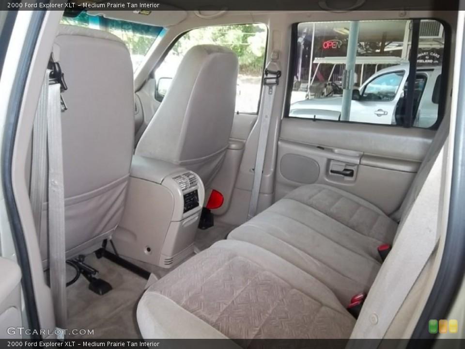 Medium Prairie Tan Interior Photo for the 2000 Ford Explorer XLT #55301585